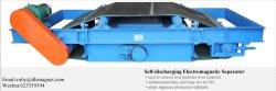 Auto-décharge de la courroie du séparateur magnétique de type Machine