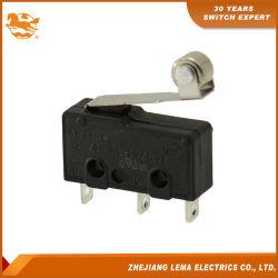 Micro- van de Hefboom van Rol kw12-2 5A MiniSchakelaar