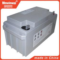 Хранение аккумуляторной батареи свинцово-кислотного аккумулятора 12V и 65AH для ИБП, солнечной системы, системы безопасности, инверторы VRLA экспорт в Малайзии, Индии, Бангладеш, Канады, Пакистана,