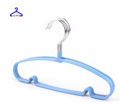 Custom дешевые цены Non-Slip ПВХ покрытие металлических сушки металл/PVC/провод/покрыть/костюм/Deluxe/толстых/прачечная/Одежда/тканью/одежды/рубашки/одежды/отель для установки в стойку