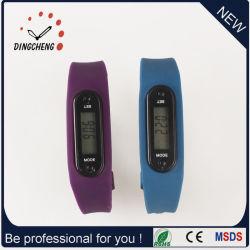 Promotion Uhren Armbanduhr Laufpedometer Armbanduhr (DC-002)