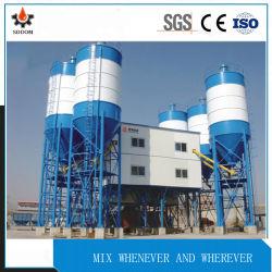 Venda a quente Hzs60 Pronto Planta de lote de concreto celular mistos