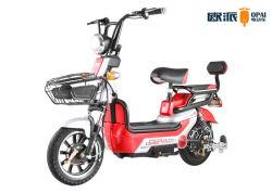 Luz de LED de 350W ciclomotor de bicicletas eléctricas Celular APP com absorvedor de choque