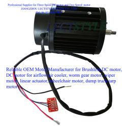L'industrie de la climatisation du moteur du ventilateur de refroidissement avec trois la vitesse ou à deux vitesses