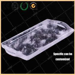 Кристально чистый звук барбекю пластины и пластины гриля Bqq Heakthy Crystal Reports/поддоны