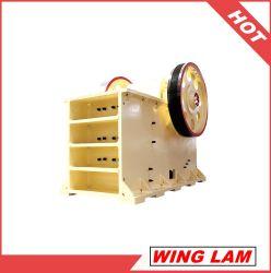最もよい品質のPE 600*900の砂利または石炭または水晶または長石の顎粉砕機