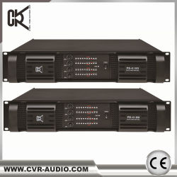 Mixer digitale amplificatore audio 10k Watt consumo energetico