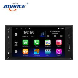 Il sistema Android Android stereo 10 di percorso del BT GPS della radio di musica di lettore DVD dell'automobile da 7 pollici applica Carplay 2RAM 32ROM per Toyota Collora