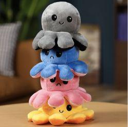 Los niños Los niños de los animales de juguete de regalo juguetes de peluche de pulpo