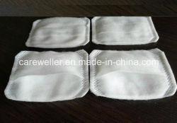 100% algodón Plaza cosmética Pad para Cuidado de la Piel