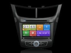7 pouces pour Chevrolet Sail 2015 Système de divertissement DVD DE NAVIGATION GPS
