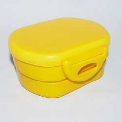 De milieuvriendelijke OEM Plastic Doos van de Lunch van de Microgolf
