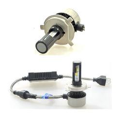 Lampadina chiara automatica di alto potere LED del faro 6000k LED 45W 6000lm dell'indicatore luminoso A3 H4 LED dell'automobile di Canbus LED