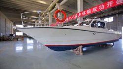 Loa oceanico reale 13.5 tester di motoscafo