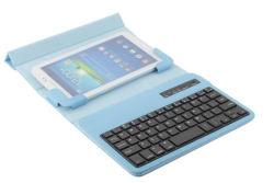 タブレットのパソコンのための無線Bluetoothキーボード革箱