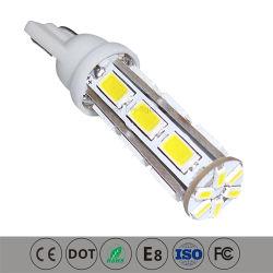 T10 W5w/Ba9s/Bax9s/Bay9s ont conduit la voiture l'ampoule (T10-WG-018Z57X14)