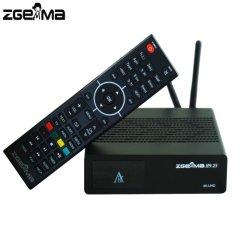 マルチストリームの衛星デコーダーのZgemma H9.2s 4K UHDのセットトップボックスDVB-S2X+S2Xの対のチューナー2*WiFiの組み込み