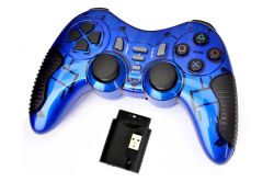 Draadloze Game Controller voor PS2/PS3/PC 3 in 1