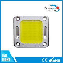 100W LEDチップか高い発電LED