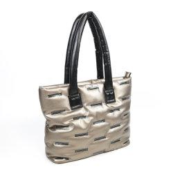 Оптом PU женщины сумка-тоут популярные вне магазина большие красочные Женская сумка на плече