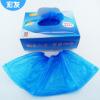 PE van het Polyethyleen van de Verfdoos de Waterdichte Transparante Dik gemaakte Plastic Beschikbare Dekking van de Schoen, Geschikt voor het Ziekenhuis/het Huishouden Antiski van de Verwerking van het Laboratorium/van het Voedsel