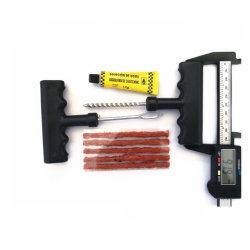 El equipo de reparación de automóviles Reparación de neumáticos tubeless conjunto de herramientas