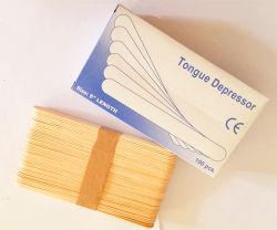 - Adultos/Crianças usam o grau A e B Birch Depressor da Lingueta de madeira