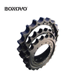 Undercarriage Spare Partsのための最もよいQuality Td15c Excavator Sprocket Rim In3104 Sprocket Wheel