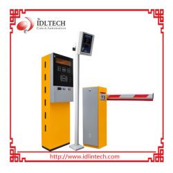 Leitor de RFID de longo alcance para o Sistema de Gestão do parque de estacionamento