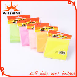 Nota adhesiva personalizada Bloc de notas de papel para uso de oficina (SN021)