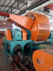 Máquinas de reciclaje de neumáticos de los residuos de polvo de caucho de la línea de hacer/máquina de producción de Caucho regenerado