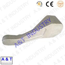 Partes de máquinas de deformación de aluminio forjado de encaje del recambio Barra de textiles