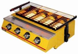 4버너 환경 보호 로스터(가스) ET-K222/ET-K222-B