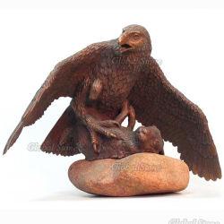 صنع وفقا لطلب الزّبون قالب جبس معدن حيوانيّ تمثال برونز [غلدن غل] نحت ([غسبر-279])