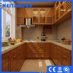Leverancier natuurlijke houtcoating ACP gebruikt voor interieurdecorarion