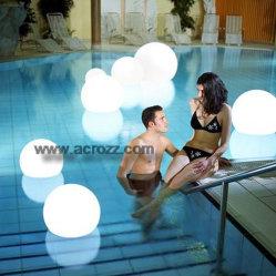 Boule de lumière LED lumineux Restaurant Hôtel Décoration Lampe mondial