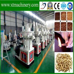 Nuova industria di sviluppo, applicazione della biomassa, macchina di legno della mattonella della pallina