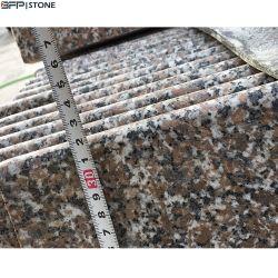 Adouci/poli/flammé pierre naturelle pour les carreaux de granit G664/dalle/comptoir/cube