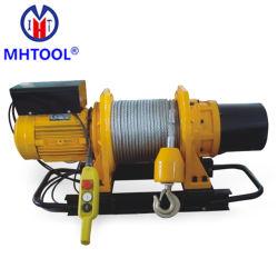 500kg Marine Guindeau électrique hydraulique combinés pour la Traction et Levage