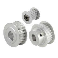 Commerce de gros roue synchrone de l'industrie de la poulie de courroie de distribution en aluminium