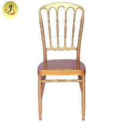 MetallChiavari Tiffany königlicher Hochzeits-Stadiums-Stuhl