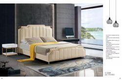 夜立場および机椅子の一定の家具が付いている現代金属フレームのホステルのベッド