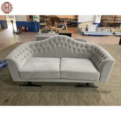 Foshan Sofá fábrica de muebles modernos sillones para Hotel