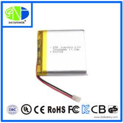 Dtp 105050 Square 3,7 V 3000mAh Batterie lithium-ion polymère
