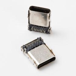 Porta USB de tipo C Ângulo Direito