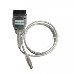 Entfernungsmesser OBD2 korrekt und Heizschlauch Moduel Reparatur-Hilfsmittel für Mazda