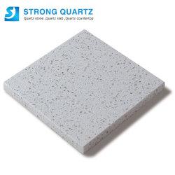 大きい穀物の白い水晶石