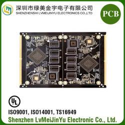 TG 170 PCB 널 금 핑거를 가진 높은 정밀도 Enig PCB