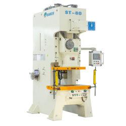 De open Achter Automatische Machine van de Pers van de Stempel/van het Ponsen met Droge Koppeling