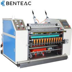 알루미늄 호일 다시 감기 기계를 째는 Hard-Wearing 간단한 정비 금전 등록기 종이 롤